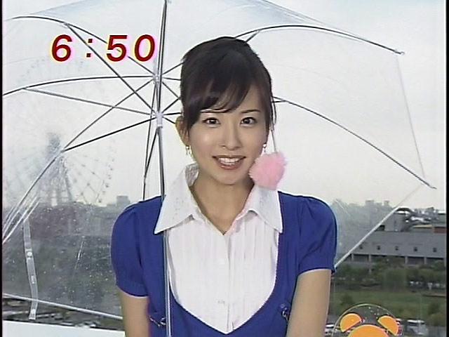 テレビ アナ めざまし お天気